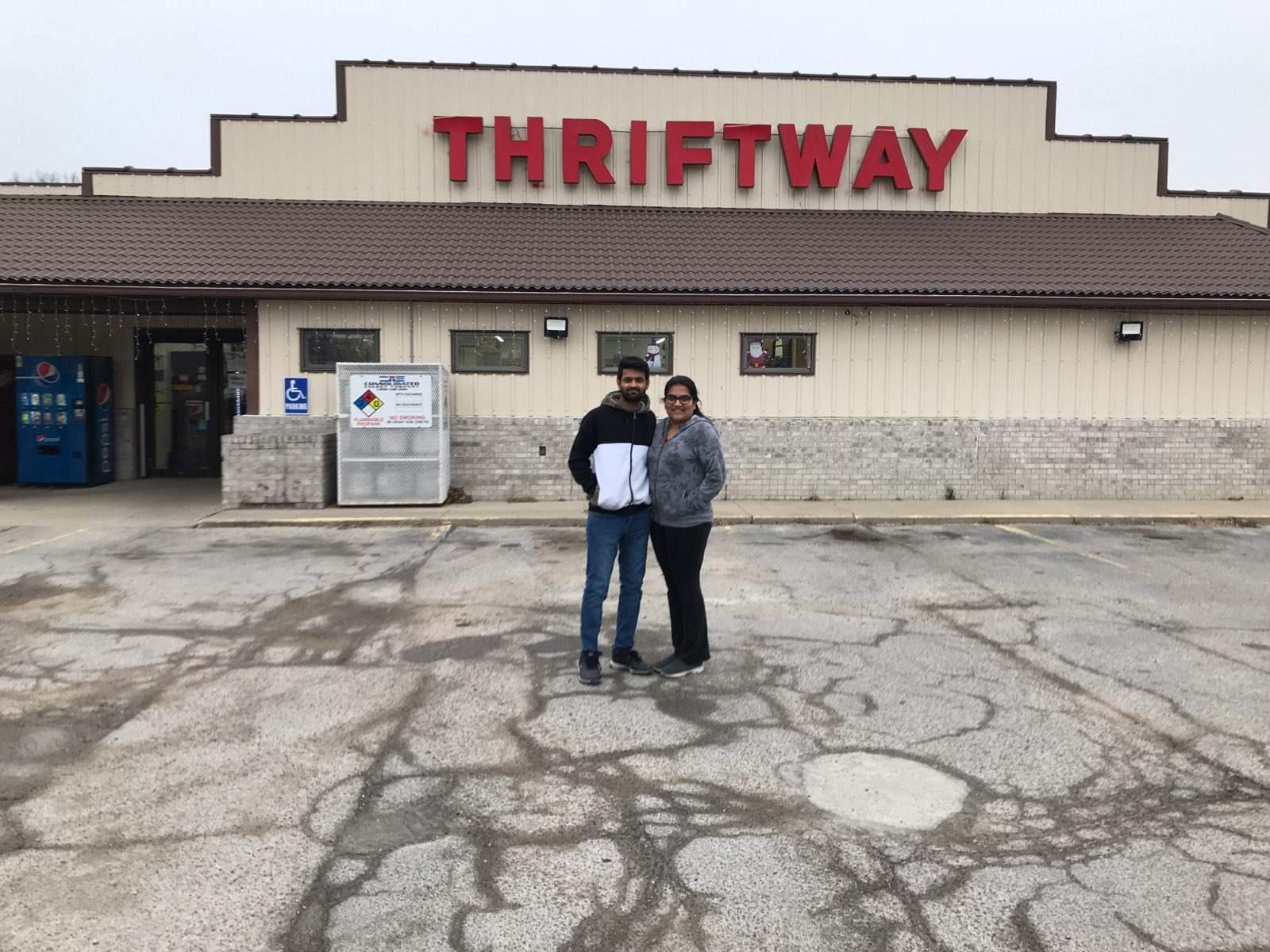thriftway la porte city Iowa